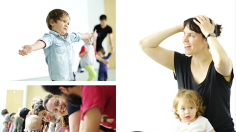 Dancing in the Early Years Workshop