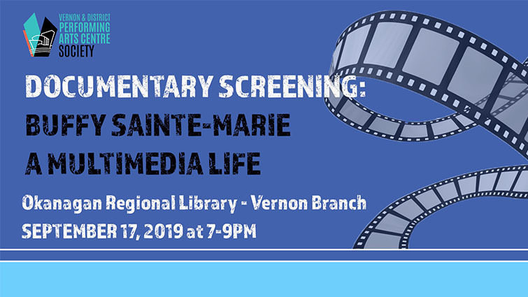 Documentary Screening: Buffy Sainte-Marie, A Multimedia Life
