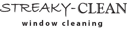 Streaky Clean Window Cleaning